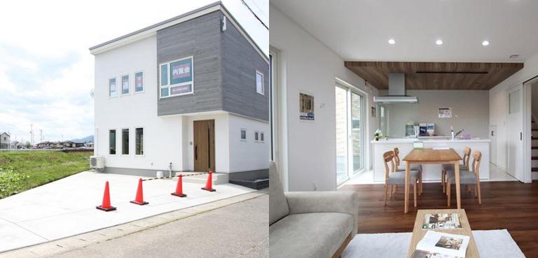 鶴岡市新築建売住宅