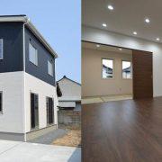 酒田市亀ヶ崎新築建売住宅は2500万円で4LDKで亀ヶ崎小学区