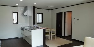 酒田市光ケ丘一丁目新築建売住宅リビング