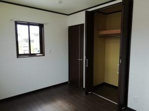 酒田市光ケ丘一丁目新築建売住宅クローゼット2