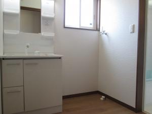 鶴岡市みどり町新築建売住宅浴室