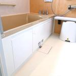 酒田市東泉町建売住宅浴槽