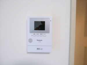 住宅ご提案プランインターフォン
