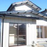 鶴岡市中古住宅戸建て外内島外観