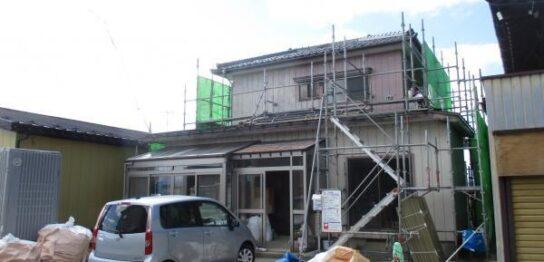 鶴岡市中古住宅戸建て遠賀原外観