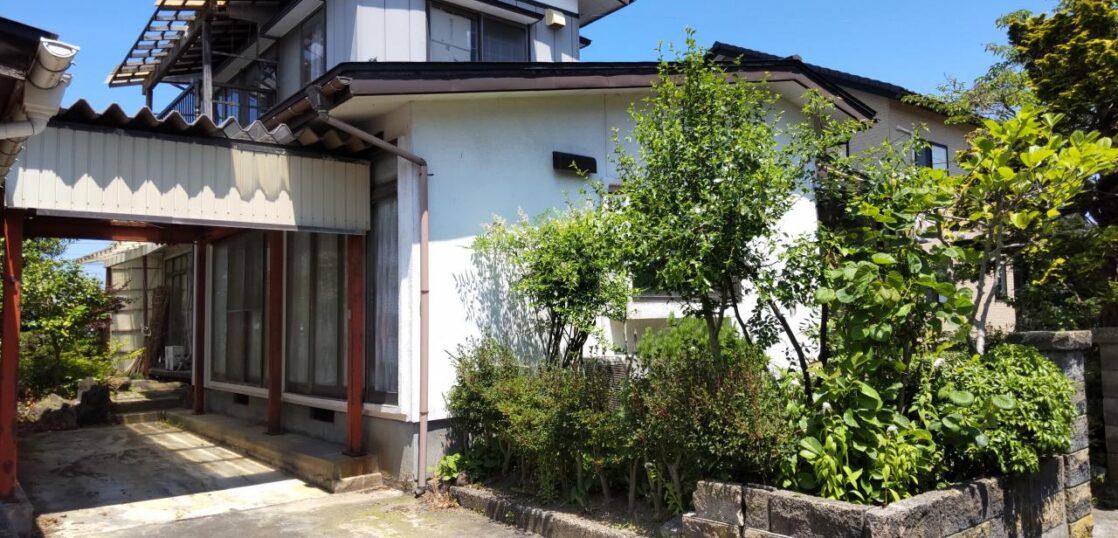 鶴岡新斎町中古住宅